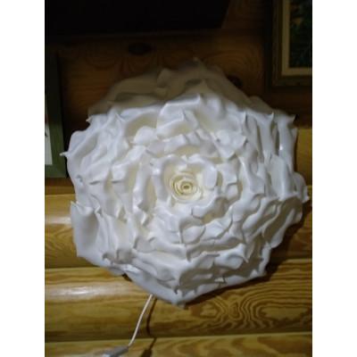 """Светодиодный светильник-ночник  настенный  """"Роза"""" d=600 мм. GX 53, max 4Вт LED"""