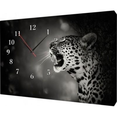 Часы   на холсте 30х40 Х998