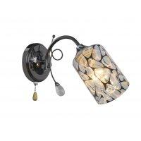 Светильник бытовой настенный  10185/1 ВК+СR