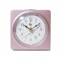 Будильник СТ0102 розовый