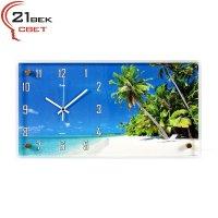 """Часы настенные """"Тропический пляж"""" 5226-504"""