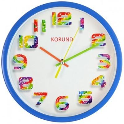 Настенные часы KORUND KJ537