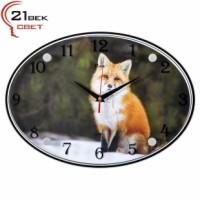 "Часы настенные ""Лисица"" 2434-1248"