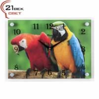 """Часы настенные """"Попугаи Ара"""" 2535-776"""