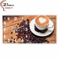 """Часы настенные """"Чашечка любимого кофе"""" 5226-759"""