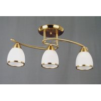 Светильник потолочный на три светоточки GLX-6218-3-144FT