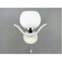 Светильник настенный на одну светоточку  GLB-8689-1-31ZZB