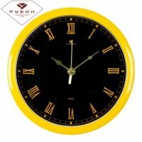 """Часы настенные круг """" Классика с римскими цифрами""""  2222-310"""