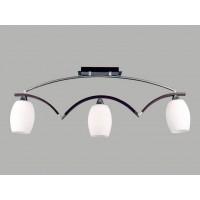 Светильник потолочный на три светоточки GLX-8662-3-347KF