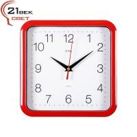 Часы настенные квадрат   Классика 2223-318R
