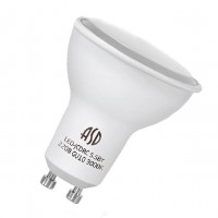 Лампа светодиодная LED-JCDRC-standard 5.5Вт 160-260В GU10 3000К 420Лм ASD