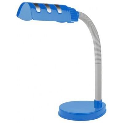 Настольная лампа ЭРА NE-302-E27-15W-BU, 15 Вт