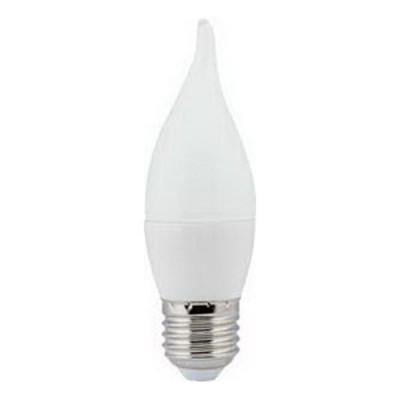 Лампа светодиодная LED-СВЕЧА на ветру-standard 5 Вт 160-260В Е27 3000К 400Лм ASD