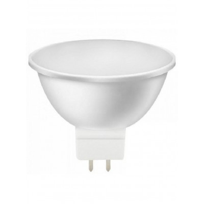 Лампа светодиодная LED-JCDR-standard 5.5Вт 160-260В GU5.3 3000К 420Лм ASD