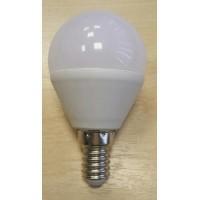 Лампа светодиодная PL BALL LED 8Вт 3К Е14 Lotospark