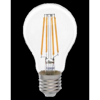 Лампа светодиодная A60S-13Bт-230 Е27 4500К  General