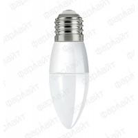 Лампа светодиодная LED 8 Вт 2700К С35 Е27 Фарлайт
