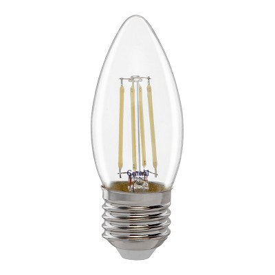Лампа светодиодная  CS -7Вт 230  Е27 4500K General