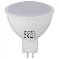 Лампа светодиодная MR16-8Вт 4200К 220 GU5.3  Horoz Electric