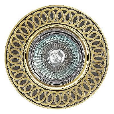Светильник встраиваемый A039 GAB