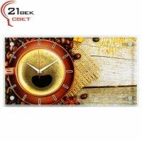 """Часы настенные """"Кофе""""  5226-969"""