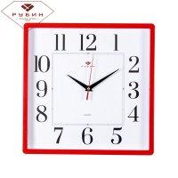 "Часы настенные квадрат  ""Классика"" 3028-142R"