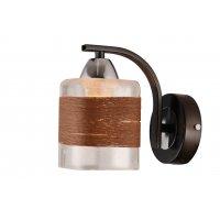 Светильник бытовой настенный 10002/1 WNG+CR