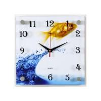 Часы  квадратной формы  (8)