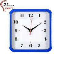 Часы настенные квадрат   Классика 2223-318BI