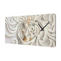 Часы на холсте 35х60 FW78