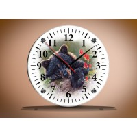Часы настенные 33х33 В2595