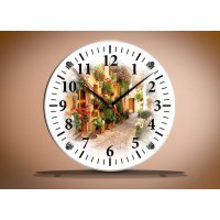 Часы настенные  33х33 В2619