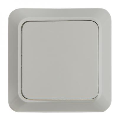 7021-W Выключатель накл 1кл BOLLETO белый ASD