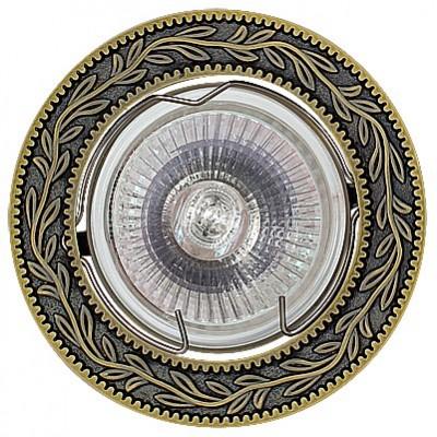 Светильник встраиваемый FT 1131 GAB