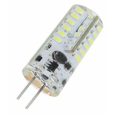 Лампа светодиодная LED-JC 3Вт 12В G4 3000К 270Лм ASD