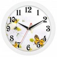 """Часы настенные """"Бабочка"""" 0731"""