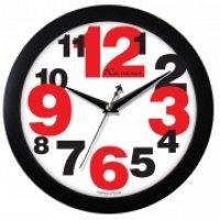 """Часы настенные """"Черный"""" 331329"""