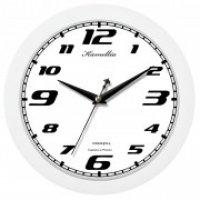 """Часы настенные """"Белые"""" 3731"""
