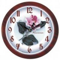 """Часы настенные """"Камелия""""  408053"""