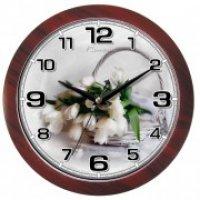 """Часы настенные """"Тюльпаны"""" 4158053"""
