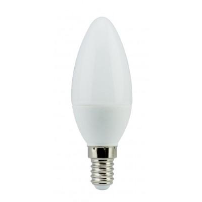 Лампа светодиодная C37-4Вт 4500К 220 Е14 Maguse