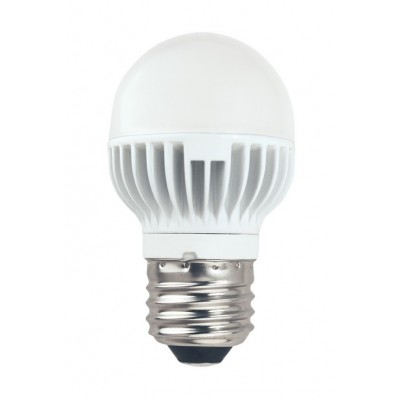 Лампа светодиодная G45-7Вт 4500К 220  Е27 Maguse