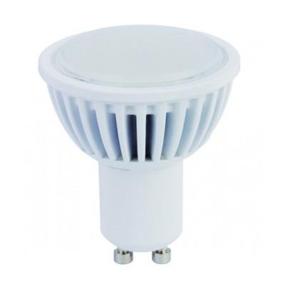 Лампа светодиодная GU10-7Вт 3000К 220 Maguse