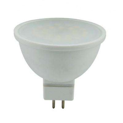 Лампа светодиодная MR16-5Вт 3000К 220 GU5.3  Maguse